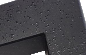 黒塗装・シボ塗装 アップ